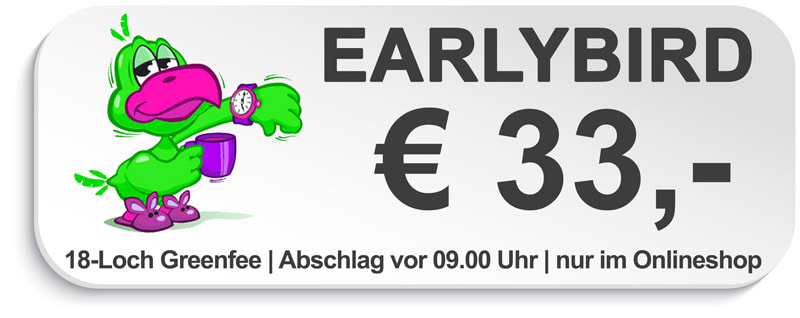 Golf Online Earlybird Greenfee Golfclub Prenden Berlin € 33